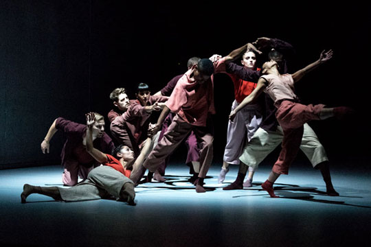 "Ballett Theater Basel: ""The fools"" + ""This is everything"" + ""Day «without» night"""