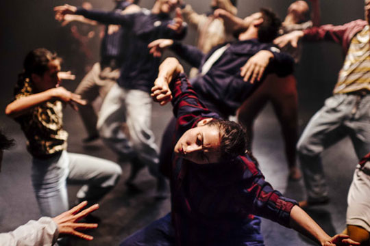 "Hofesh Shechter Company: ""Grand Finale"""